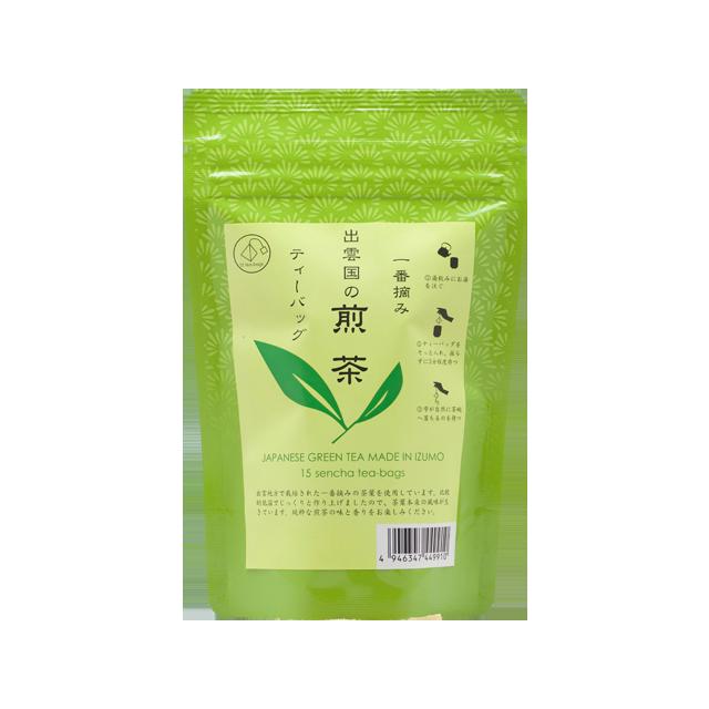 出雲国の煎茶