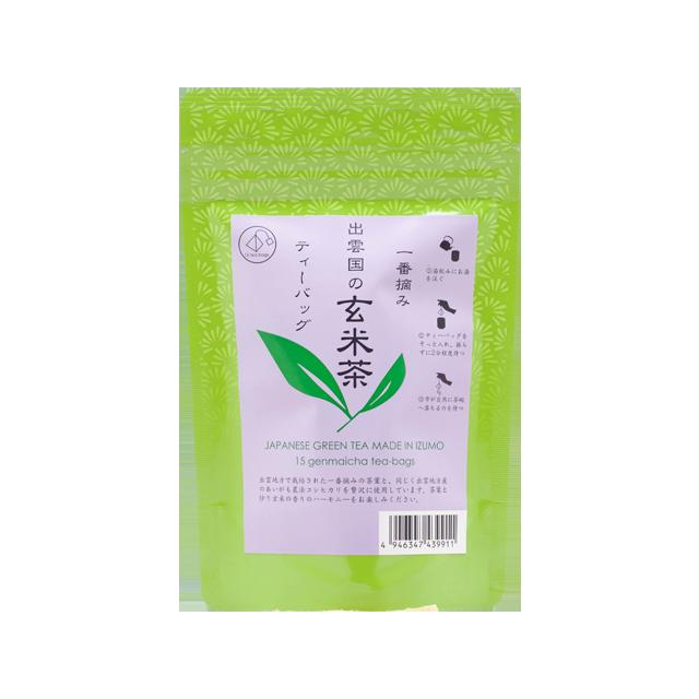出雲国の玄米茶